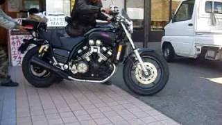 Suzuki TL1000R VS VMAX 1200 YAMAHA