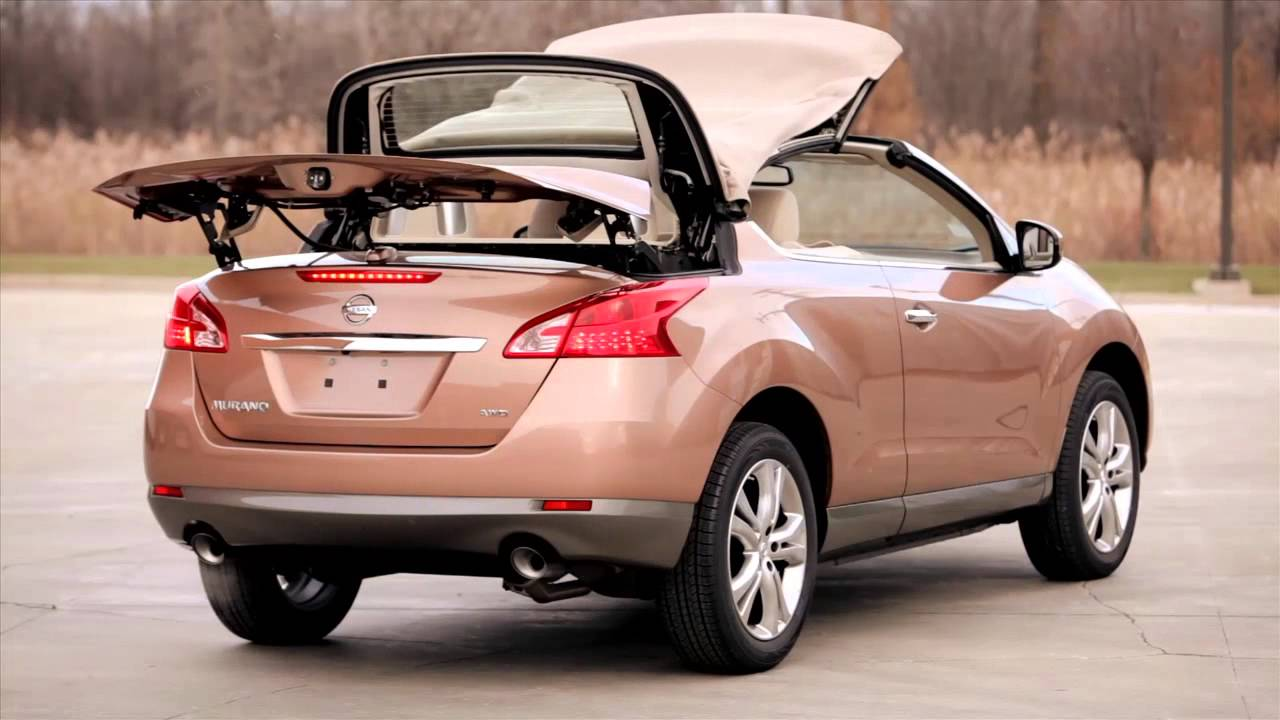 disconnected nissan murano convertible pictures to pin on pinterest pinsdaddy. Black Bedroom Furniture Sets. Home Design Ideas
