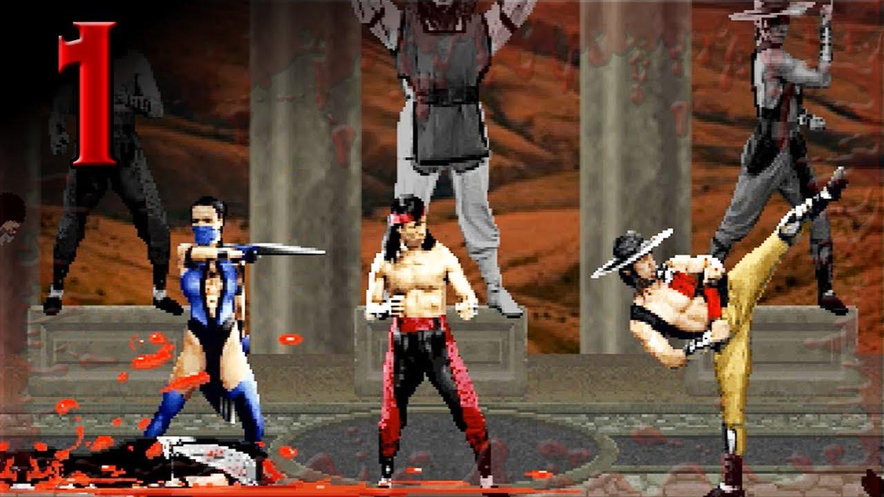 Mortal Kombat Part 1 | Earthrealm Invasion - YouTube - photo#19