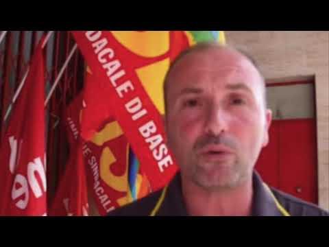 Incendio Playa intervista a Barbagallo Usb