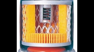 Замена масляного фильтра на ВАЗ классика (2101-2107)
