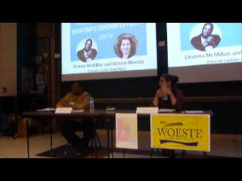 Indiana House District 26 Democratic Primary Candidates Forum   Hosted by Purdue College Democrats 8