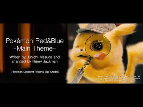 Pokémon Red&Blue Theme Written By Junichi Masuda & Arranged By Henry Jackman