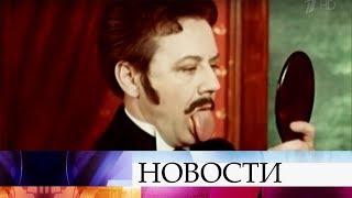 На Первом канале 17 марта - день памяти актера и режиссера Олега Табакова.