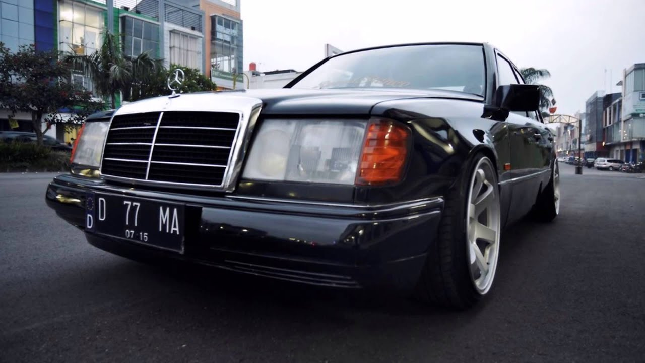 Mercedes benz w124 300e tuning youtube for Mercedes benz w124 tuning