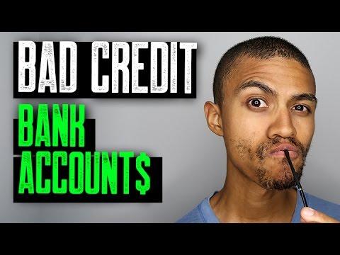 Bad Credit Bank Accounts