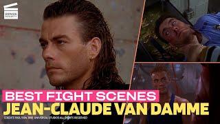 Jean-Claude Van Damme: His Best Fight Scenes (Top 6)