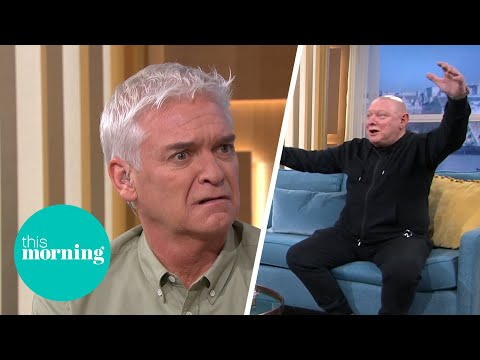'I Don't Go Looking For Aliens, They Find Me' Shaun Ryder On Alien Encounters   This Morning
