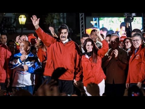 Trump Sanctions Maduro