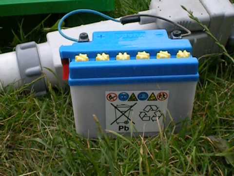 Brillant Diy Swimming Pool Salt Chlorinator Youtube