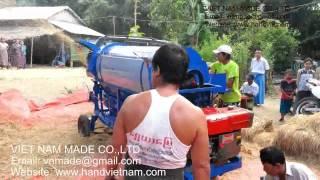 Viet Nam Made Co.,ltd - Thresher machinery 2014