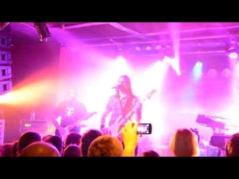 RIVERSIDE - The Depth Of Self-Delusion - LIVE Wrocław Alibi 2013.06.09