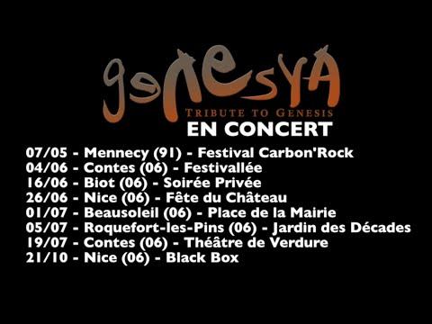 Genesya - Tribute To Genesis - Teaser 2016