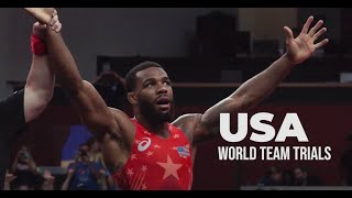 USA WRESTLING WORLD TEAM TRIALS