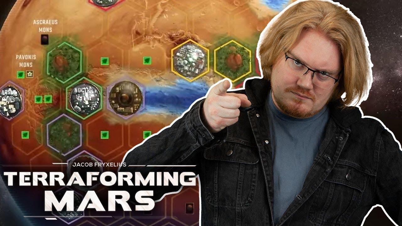 AI Takeover | Terraforming Mars | Lewis, Duncan, Daltos & Rythian!