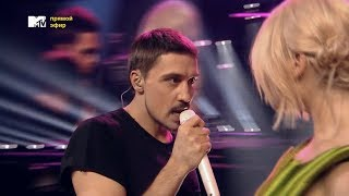 "Дима Билан & Polina - ""Пьяная любовь"" на концерте «MTV 20 лет», СК «Олимпийский», 27.09.2018"