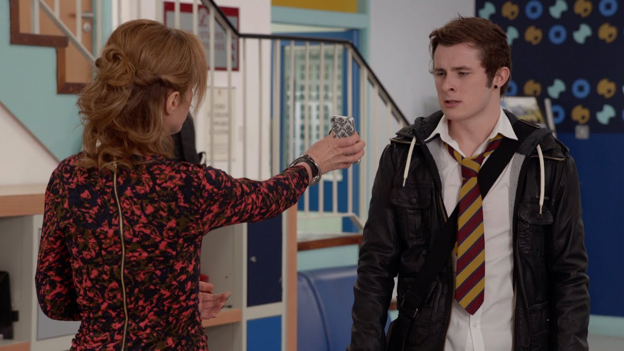 Justin Snaps Waterloo Road Series 10 Episode 10 Preview Bbc One Youtube