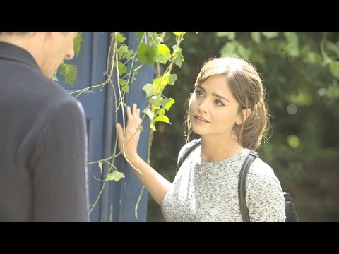 Jenna Coleman looks back at the her time in the TARDIS - Doctor Who: Series 9 (2015) - BBC