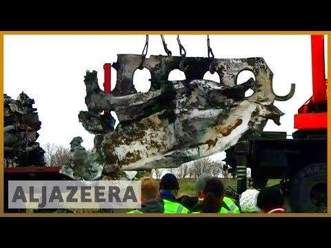 🇳🇱 🇦🇺 Netherlands, Australia formally accuse Russia of downing MH17 | Al Jazeera English