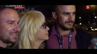 Ирина Аллегрова в программе Светская хроника Сюжет о семье