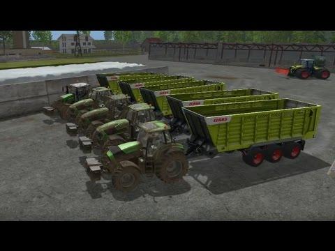 Landwirtschafts Simulator 17 XXXL Mais häckseln Live Stream Multiplayer GameFS17 LS17 neue mod map
