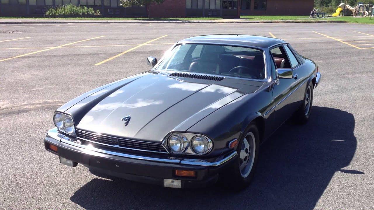1985 Jaguar XJS V12  YouTube