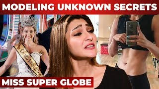 """Modeling-ல தப்பான விஷயம் ...."" - Miss Super Globe World 2019 Akshara Reddy Reveals!   NPA 105"