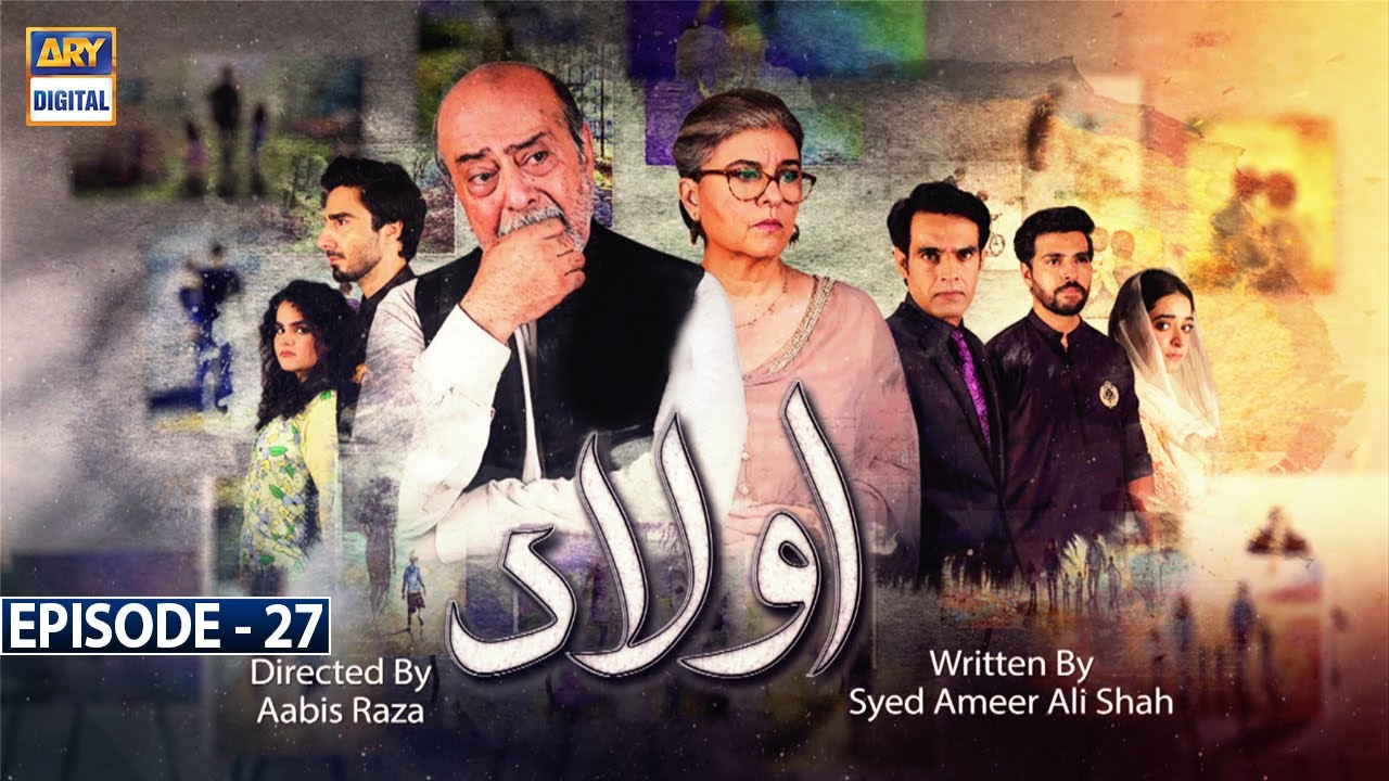 Download Aulaad Episode 27 - 10th May 2021 [Subtitle Eng] - ARY Digital Drama