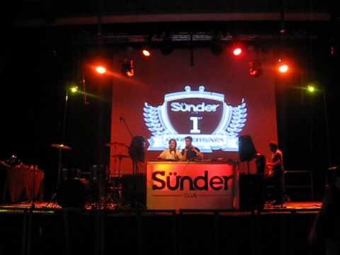 I Aniversario Sünder - The Dirty Playerz