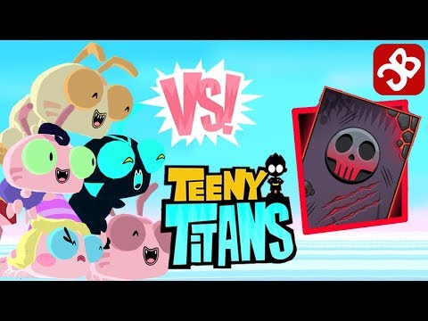 Teeny Titans SILKIE in Justice League - INTENSE CHALLENGE - iOS / Android - Gameplay Video