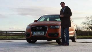 the new audi q3 full review