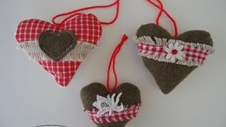 How to make decorative hearts - OWIMO Design Upcycling Thumbnail