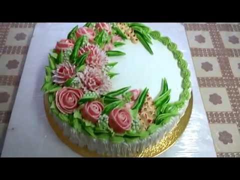 Альтернативные торты на день рождения - Рейчел Аллен
