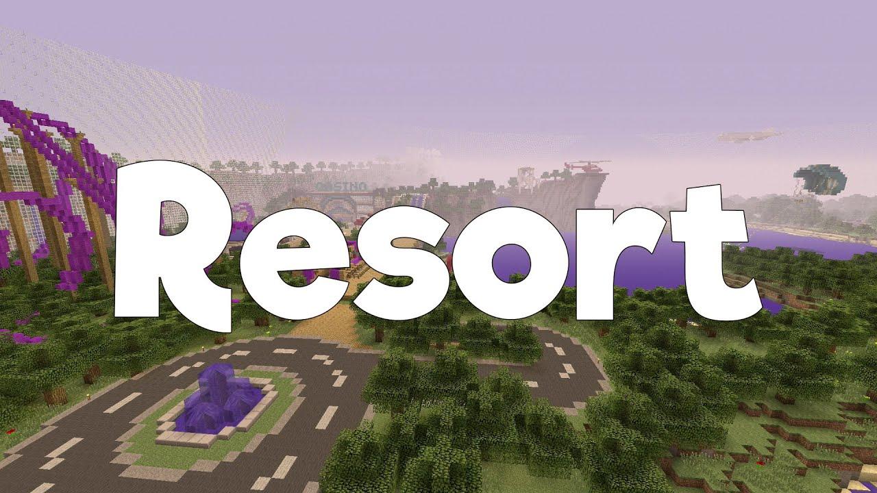 Minecraft PS3 - Hunger Games [223] Resort - Minecraft PS3 - Hunger Games [223] Resort