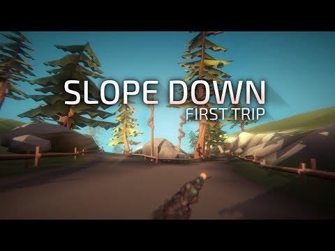 Slope Down: Первое Путешествие