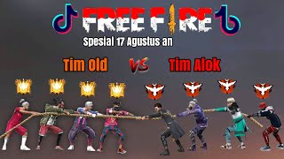 Download lagu Tik Tok Free Fire Lucu,Kreatif,Sultan,ProPlayer,Tarik Tambang,Spesial 17 Agustusan