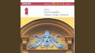 Mozart: Abendempfindung, K.523