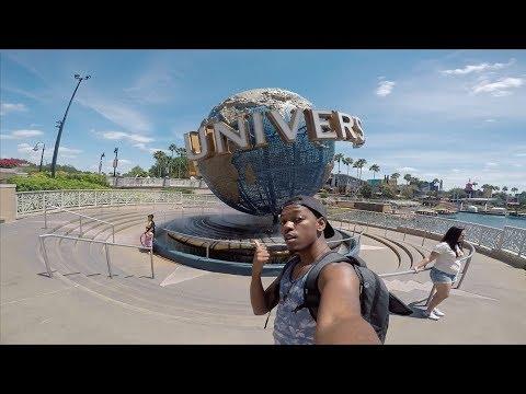 """My Universal Orlando Resort Experience"""