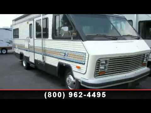 North Point Rv >> 1985 Holiday Rambler Aluma Lite XL - Northpoint RV ...