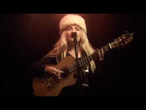 American Songbirds: KYRIE KRISTMANSON in Wuppertal, 22. März 2015