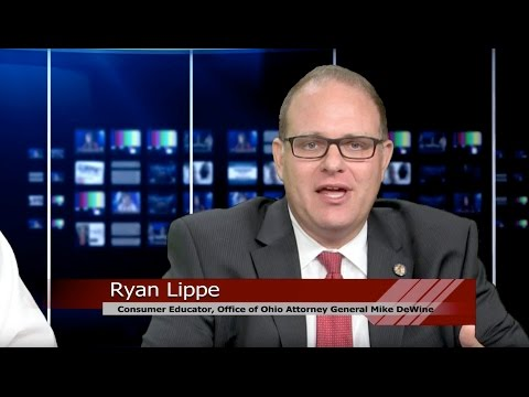 Business Talk- Ryan Lippe, Identity Theft, Ohio Attorney General's Office