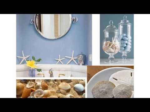 Nautische badezimmer dekoration ideen