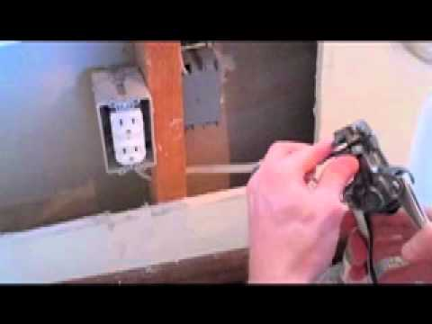 Adding Electrical Outlets Youtube