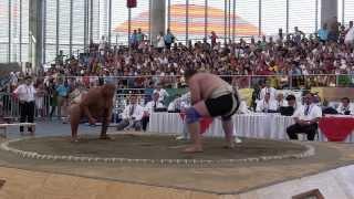 Byambajav Ulambayar (MGL) vs.Vasiliy Margiev (RUS) Openweight (Third Place decided match)