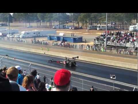 10,000HP Top Fuel Dragster
