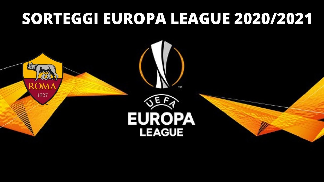 🔴LIVE REACTION SORTEGGI EUROPA LEAGUE 2020/2021 2/10 ...