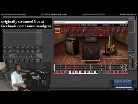 Live Replay: IK Multimedia MODO Bass Demo @IKMultimedia