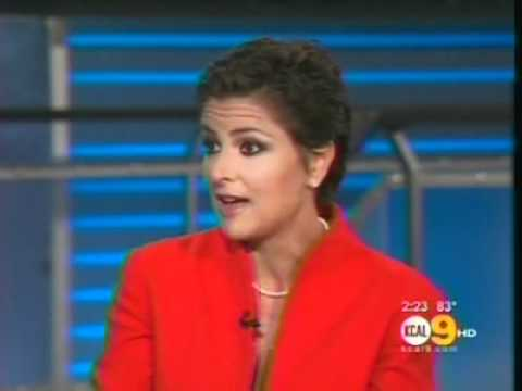 Landmark Forum spokesperson on CBS News Los Angeles
