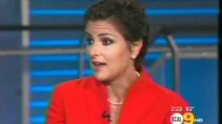 Landmark Forum spokesperson on CBS News Los Angeles