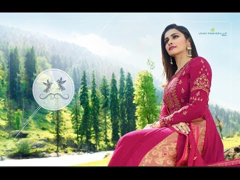 Latest Indian Salwar Suits Dresses Collection 2018 || Vinay Fashion || Kashmir valley